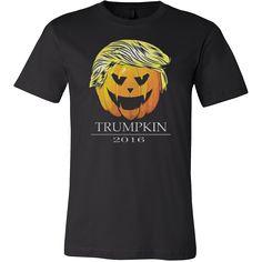 Trumpkin 2016 - Halloween T-Shirt