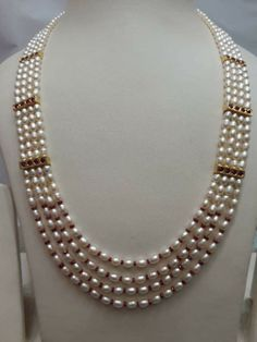 Pearls #GoldJewelleryTemple