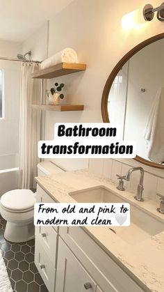 Modern Bathroom Design, Design Bedroom, Bathroom Interior Design, Small Bathroom Storage, Bathroom Organization, Bathroom Ideas, Wood Floating Shelves, Wood Shelves, Diy Home Improvement