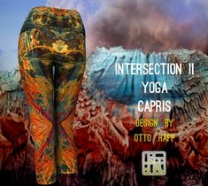 Yoga Capris, Yoga Fashion, My Yoga, Mystic, Bag Accessories, Workout, Design, Work Out