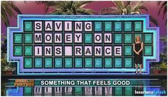 Can you solve the puzzle? (Hint: Youll need to buy a vowel) - Household Insurance - See how your household insurance affect your mortgage. - Can you solve the puzzle? (Hint: Youll need to buy a vowel) via InsuranceSplash