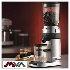 Sunbeam Cafe Series EM0480 Stainless Steel Conical Burr Coffee Gr | Coffee Machines | Gumtree Australia Manningham Area - Doncaster | 1113194091 Burr Coffee Grinder, Drip Coffee Maker, Kitchen Appliances, Stainless Steel, Coffee Machines, Cooking Tools, Coffee Pod Machines, Coffee Making Machine