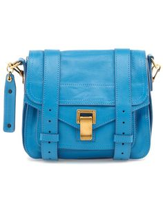 Proenza Schouler 'PS1' Leather Pouch Crossbody
