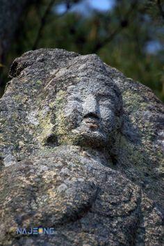 나정문화사 :: 서남산, 삼릉계곡 마애관음보살상 Gyeongju, Bodies, Culture, Statue, Pure Products, Awesome, Sculptures, Sculpture