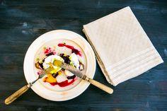 Pochiertes Ei zum Frühstück   Gaumenschrei