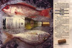 E. Gallo Winery    Agency: Armando Testa Inc. (New York)  Creative Director: Alberto Baccari  Art Director: Alberto Baccari, David Thall  Copywriter: Robert Schulman  Photographer: Vittorio Sacco