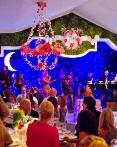 David Stark Events - The Art of the Party - ELLE DECOR