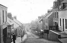 Family History, Scotland, Street, Image, Walkway, Genealogy