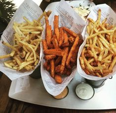 ✩ & more ★ https://fr.pinterest.com/miaprimeau/ #food #fries
