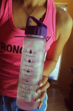 The Best Motivational Water Bottles - Sports Eater Bottle -