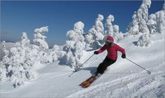 10 things to Love about Skiing!