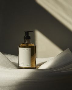 apothecary hand wash BY FRAMA STUDIO The St. Pauls Apothecary Collection is a nod to the past as well as a return to basics. Handcrafted in Copenhagen and sourced with Italian glass, the casing of this product is one of lasting quality. The entire St.
