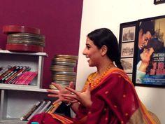 Exclusive interview with Vidya Balan coming soon to #StudioSanona - www.sanona.com    #Bollywood #Actress #Celebrity #Fun #Dynamic #Versatile #India #Indian #Mumbai