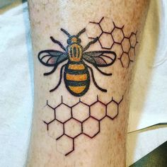 This Instagrammer shared his bee tattoo and noted that while he may be not be inclined to share emotional posts, he was so moved by his hometown of Manchester's ability to unify in the wake of tragedy, he wanted to be sure he'd never forget it.