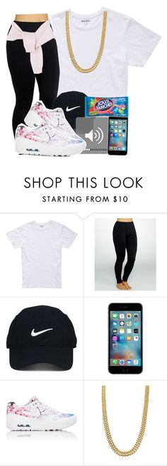 """""""Spring"""" by wateveruwant ❤ liked on Polyvore featuring Bonobos, Yummie by Heather Thomson, Nike Golf, NIKE and Hard Candy"""