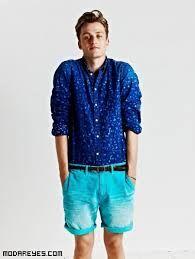 30437f9affb16 Bastiaan Van Gaalen for Scotch   Soda. Camisas Hombre EstampadasRopa  UrbanaEstilo MasculinoModa ...