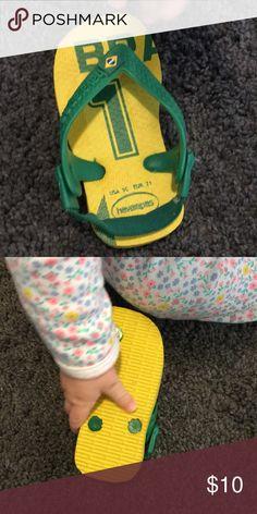 los angeles 0c013 7f145 Baby Brazilian Havainas 5 Cool Havaianas flip-flops Havaianas Shoes Sandals    Flip Flops