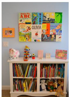 Attractive Book Art And Book Storage Ideas