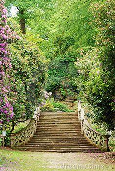 Anne Boleyn Garden Hever Castle England.