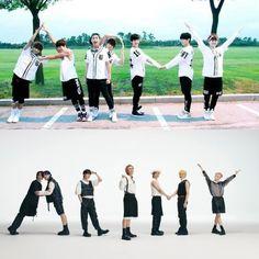 Foto Bts, Bts Photo, Bts Pictures, Reaction Pictures, Photomontage, Bts Jungkook, Namjoon, Bts Facts, Bts Meme Faces
