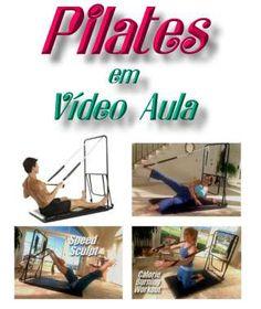 Pilates em video aula. Veja em detalhes no site http://www.mpsnet.net/G/292.html via @mpsnet Para quem quer conhecer e praticar esta fantastica modalidade de ginastica que e o Pilates. Veja em detalhes neste site