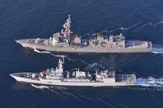 海上自衛隊 Japan Maritime Self-Defense Force