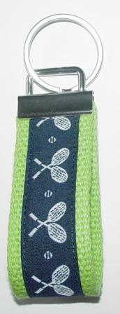 Cute tennis, lacrosse, soccor, keychains..very reasonably priced
