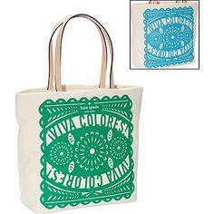 kate spade new york South Of The Border Bon Shopper Viva Colores Beryl Green/Firoza - kate spade new york Designer Handbags kate spade new york,http://www.amazon.com/dp/B00CVUEW7E/ref=cm_sw_r_pi_dp_fX7msb0Z9T2QVT7F