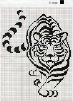схема тигр - Поиск в Google