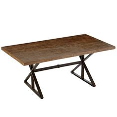 Paxson Dining Table - Brown