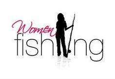 Site about women fishing