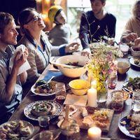 くつろげる感じがいい。キナリノ的ホームパーティーのレシピ&アイディア