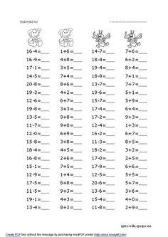 Tausenderbuch BastelnBasteln Thousands book tinker templates, thousand book tinker, thousands book tinker children, thousand book tinker templates, templates Kindergarten Math Worksheets, School Worksheets, Teaching Math, Math Activities, Math Sheets, Math Addition, Homeschool Math, First Grade Math, Math For Kids