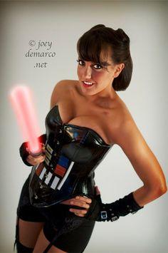 Vader Pin-Up