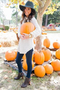 fall + pumpkins