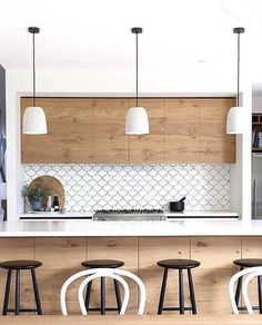 Kitchen Backsplash: Mosaic Tile Backsplashes For Small Kitchen Design Ideas With Wooden Cabinets And Minimalist Chandeliers. Trends in Backsplashes for Kitchen Counters Best Kitchen Backsplash, Ceramic Backsplash Tiles,