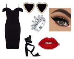 """""""Untitled #2"""" by livviemorgan on Polyvore featuring Lipsy"""