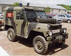 series 1 land rover raf mountain rescue ambulance - Google Search