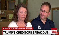 Three business owners who were contracted by Donald Trump spoke out against him and his shady business dealings that almost cost them their livelihood.