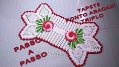 Tapete abacaxi triplo DIY