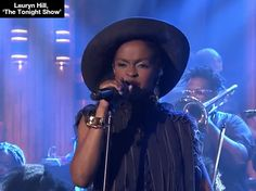 She's still got it! Lauryn Hill dropped by 'The Tonight Show' on July 30 where she AMAZED with a performance of Nina Simone's 'Feeling Good.' Watch it here!