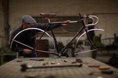 Vintage speed bicycles