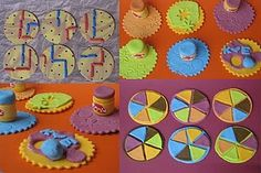 Bridge it, Play-Doh and Trivial Persuit Gum Paste Cupcake Toppers