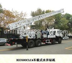 600meter truck mounted rotary table water well drilling rig - China drilling rig water well