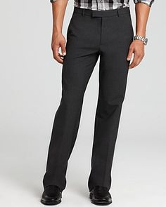 "Theory ""Tailor Cody"" Classic Fit Pants 