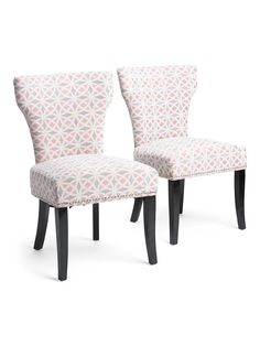 Set Of 2 Wisteria Dining Chairs