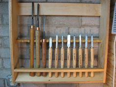 Lathe Tool Rack Holder