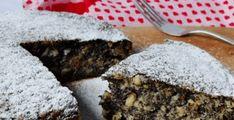 Makový koláč s jablky Stačí jen smíchat a nalít na plech: 2-minutový makový koláč s jablky!