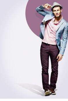 colors, man fashion