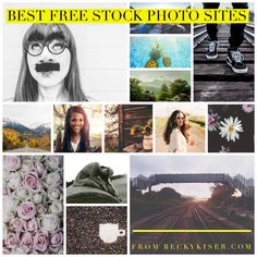 """Finding stock photos that are both awesome and truly free is nearly  impossible. I get so irritated when I search for """"free stock photos"""" then  am told that I will get """"free stock photos"""" but I either end up having to  pay or sign my entire life away to get them. No thank you.  I wanted beautiful images for social media and the studies we write with  Sacred Holidays and like most start ups, my budget was zero. After nearly a  year, these are my favorite go to pages. I've had them…"""
